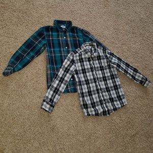 Old Navy Button Down Bundle of 2